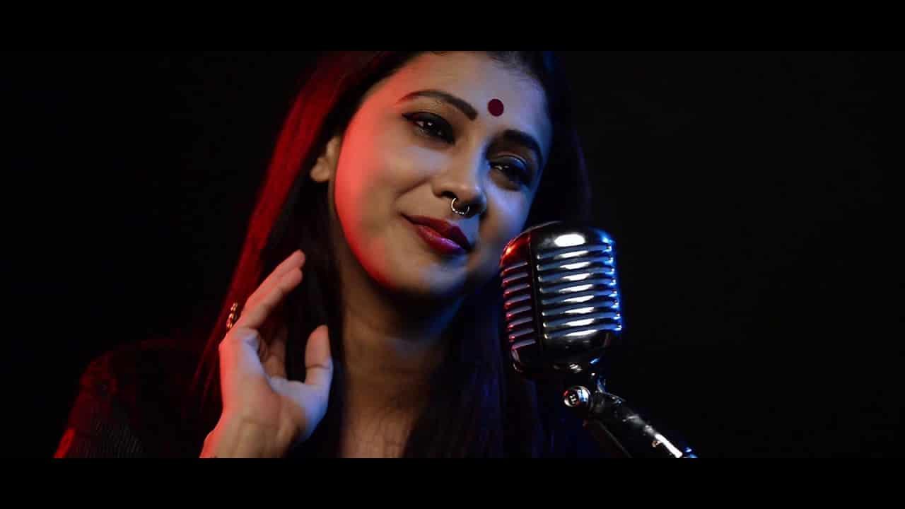 Amar Nishitho Rater Badol Dhara Lyrics
