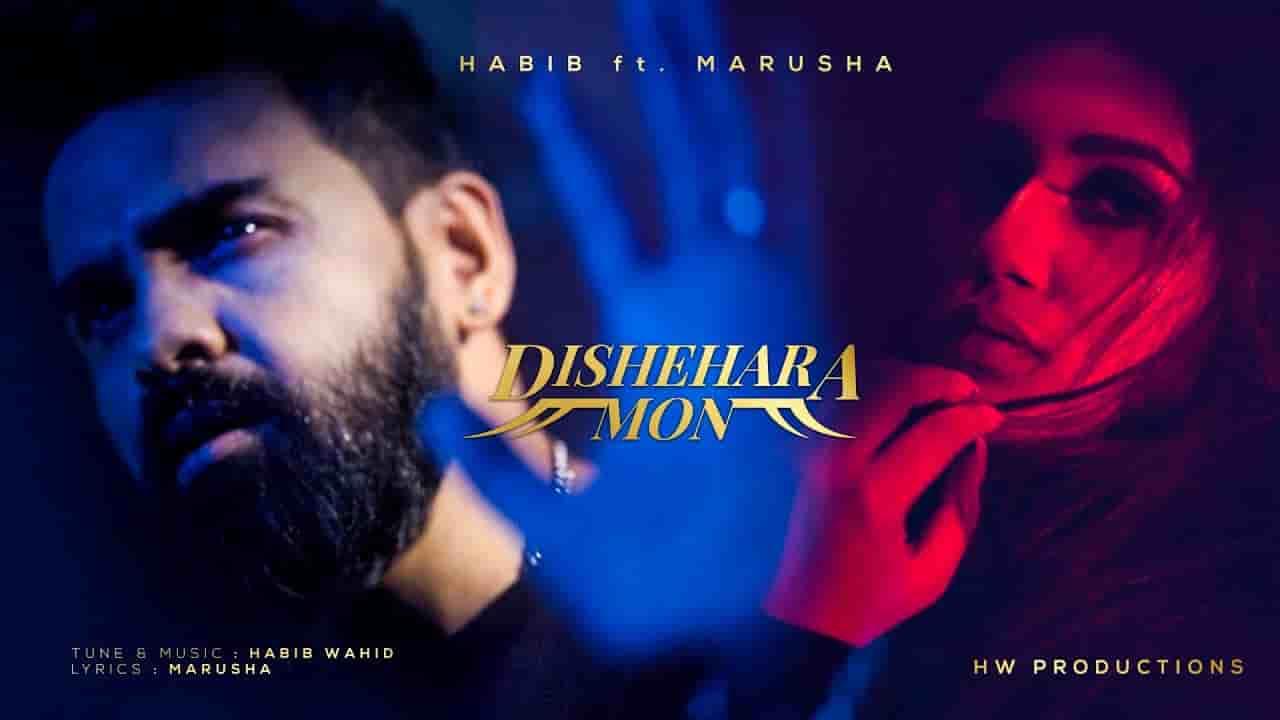 Dishehara Mon Lyrics Habib Wahid