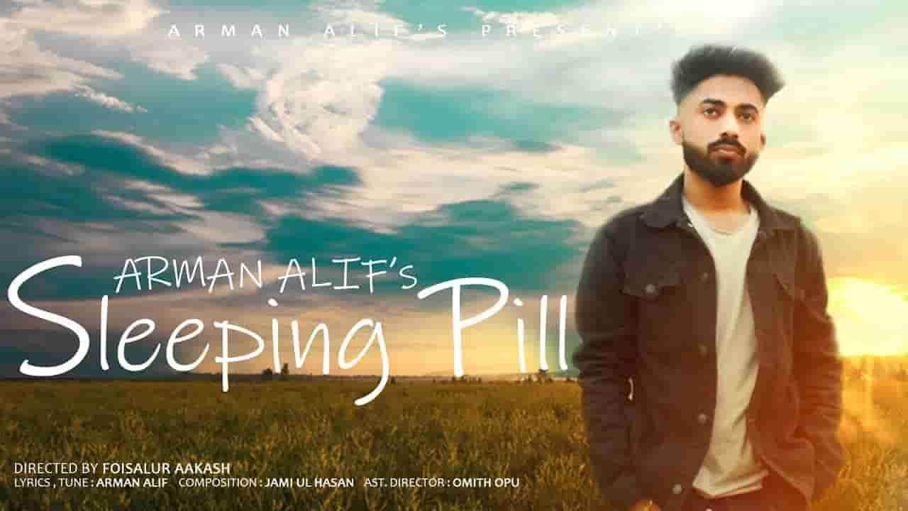Sleeping pill lyrics